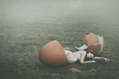 Keren-Stanley-pregnant-woman-fine-art-conceptual-surreal-art